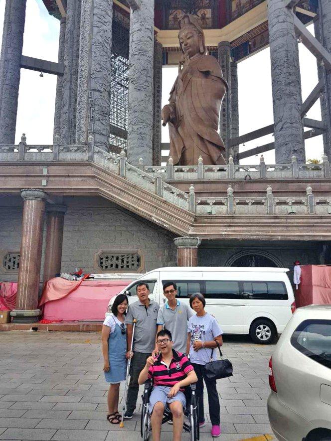 jonsentan jonsen tan travel 2018 family trip at Star Cruises Langkawi Penang Thailand 丽新邮轮 旅游 兰卡威 槟城 泰国 A05