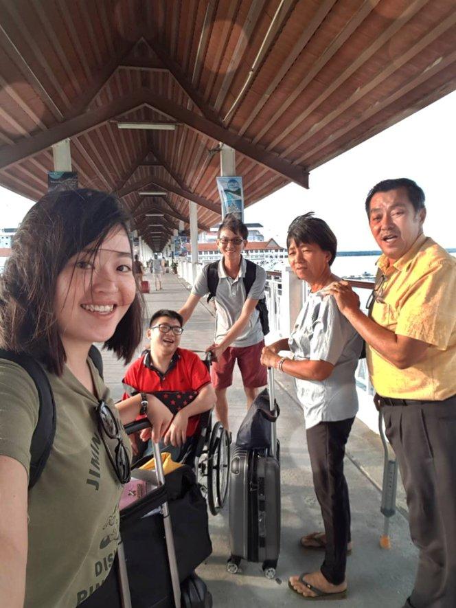 jonsentan jonsen tan travel 2018 family trip at Star Cruises Langkawi Penang Thailand 丽新邮轮 旅游 兰卡威 槟城 泰国 A09