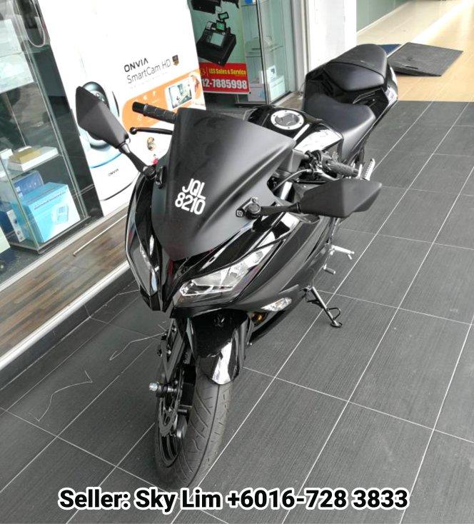Malaysia Johor Batu Pahat Second Motocycle Sales Kawasaki Ninja 250cc Contact Sky Lim 马来西亚 柔佛 峇株巴辖 二手摩托车 摩多车 销售 Kawasaki Ninja 250cc 联系 Sky Li