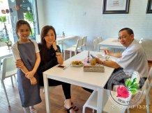 Malaysia Johor Batu Pahat Vegetarian Food Restaurant and Cafe Delicious Food and Beverages 马来西亚 柔佛 峇株巴辖 素食餐厅 和 咖啡厅 美食 我肚子饿了 B15