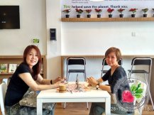 Malaysia Johor Batu Pahat Vegetarian Food Restaurant and Cafe Delicious Food and Beverages 马来西亚 柔佛 峇株巴辖 素食餐厅 和 咖啡厅 美食 我肚子饿了 B30