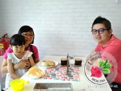 Malaysia Johor Batu Pahat Vegetarian Food Restaurant and Cafe Delicious Food and Beverages 马来西亚 柔佛 峇株巴辖 素食餐厅 和 咖啡厅 美食 我肚子饿了 B45