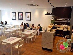 Malaysia Johor Batu Pahat Vegetarian Food Restaurant and Cafe Delicious Food and Beverages 马来西亚 柔佛 峇株巴辖 素食餐厅 和 咖啡厅 美食 我肚子饿了 C07