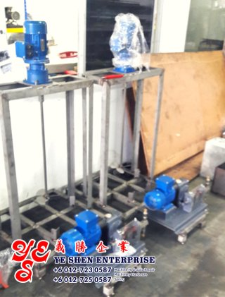 Batu Pahat Machinery Repair Hydralic System Design Machine Hardware Ye Shen Enterprise Johor Malaysia 峇株巴辖 义胜企业 義勝企業 机械维修 机械五金 车床 A03-10