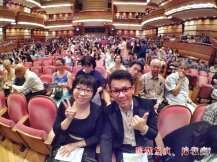 Raymond Ong Effye Ang work together Fighting for Future Crazy Life 陪我发疯 陪我癫 KLCC Malaysia Malaysian Philharmonic Orchestra MPO MPYO A06