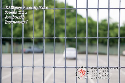 BP Wijaya Trading Sdn Bhd Malaysia Selangor Kuala Lumpur manufacturer of safety fences building materials for housing construction site Security fencing factory security home security A03-02