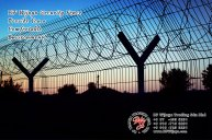 BP Wijaya Trading Sdn Bhd Malaysia Selangor Kuala Lumpur manufacturer of safety fences building materials for housing construction site Security fencing factory security home security A03-08