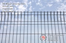 BP Wijaya Trading Sdn Bhd Malaysia Selangor Kuala Lumpur manufacturer of safety fences building materials for housing construction site Security fencing factory security home security A03-12