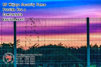 BP Wijaya Trading Sdn Bhd Malaysia Selangor Kuala Lumpur Manufacturer of Safety Fences Building Materials for Housing Construction Site Security Fencing Factory Security Home Security C01-69