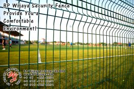 BP Wijaya Trading Sdn Bhd Malaysia Selangor Kuala Lumpur Manufacturer of Safety Fences Building Materials for Housing Construction Site Security Fencing Factory Security Home Security C01-84
