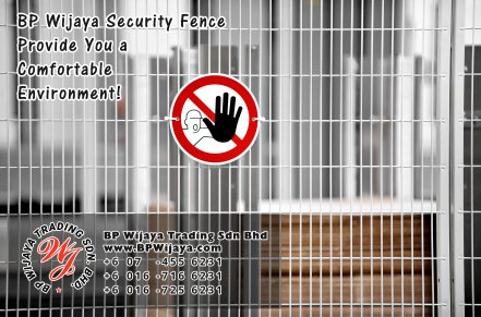 BP Wijaya Trading Sdn Bhd Malaysia Selangor Kuala Lumpur Manufacturer of Safety Fences Building Materials for Housing Construction Site Security Fencing Factory Security Home Security C01-03
