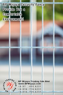 BP Wijaya Trading Sdn Bhd Malaysia Selangor Kuala Lumpur Manufacturer of Safety Fences Building Materials for Housing Construction Site Security Fencing Factory Security Home Security C01-20