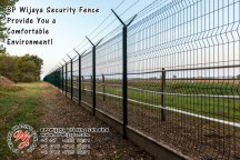 BP Wijaya Trading Sdn Bhd Malaysia Selangor Kuala Lumpur Manufacturer of Safety Fences Building Materials for Housing Construction Site Security Fencing Factory Security Home Security C01-23
