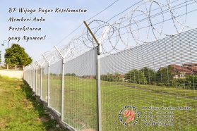 BP Wijaya Trading Sdn Bhd Malaysia Selangor Kuala Lumpur Pengeluar Pagar Keselamatan PagarTaman Bangunan dan Kilang dan Rumah untuk Bandar Pemborong Pagar A03-11