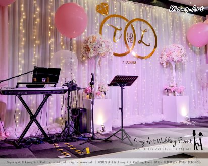 艺术之家一站式婚礼策划 Kiong Art Wedding Event 婚礼 韩式大理石主题 马来西亚活动布置 和 一站式婚礼策划布置公司 婚礼主题布置婚礼现场 Live Band 婚礼司仪 婚礼摄影 婚礼录影 婚礼策划 A03-06