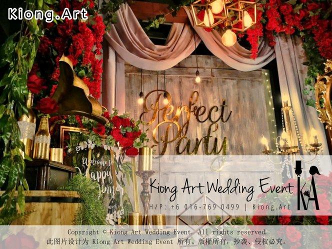 艺术之家一站式婚礼策划 Kiong Art Wedding Event 马来西亚活动布置 和 一站式婚礼策划布置公司 婚礼主题 婚礼现场 Live Band 婚礼司仪 婚礼摄影 婚礼录影 婚礼策划 自助餐 开张庆典场地布置 生日宴会布置 A01-05