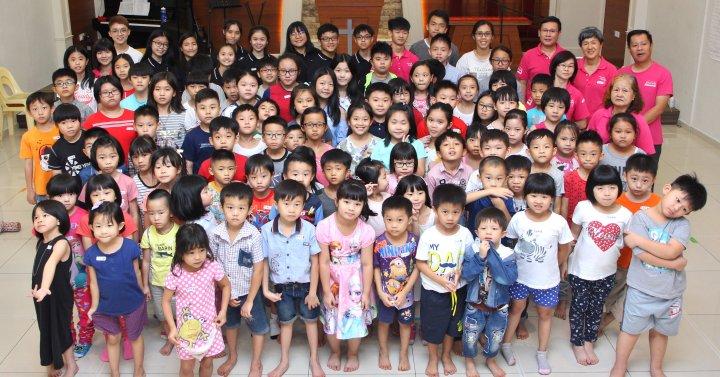 苏雅喜乐堂 主日学儿童生活营 Gereja Joy Soga Sunday School Camp A00