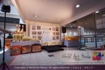 马来西亚 哥打白沙罗 八打灵再也 吉隆坡 雪兰莪 金犬报喜迎旺年 创意填色比赛 World Art House 世界艺术画室 及 1 Utama Shopping Centre 金爺爺 JinYeYe Effye Media A001