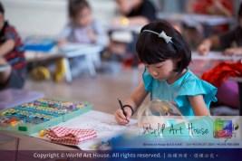 马来西亚 哥打白沙罗 八打灵再也 吉隆坡 雪兰莪 金犬报喜迎旺年 创意填色比赛 World Art House 世界艺术画室 及 1 Utama Shopping 金爺爺 JinYeYe Effye Media A029
