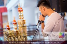 马来西亚 哥打白沙罗 八打灵再也 吉隆坡 雪兰莪 金犬报喜迎旺年 创意填色比赛 World Art House 世界艺术画室 及 1 Utama Shopping 金爺爺 JinYeYe Effye Media A049