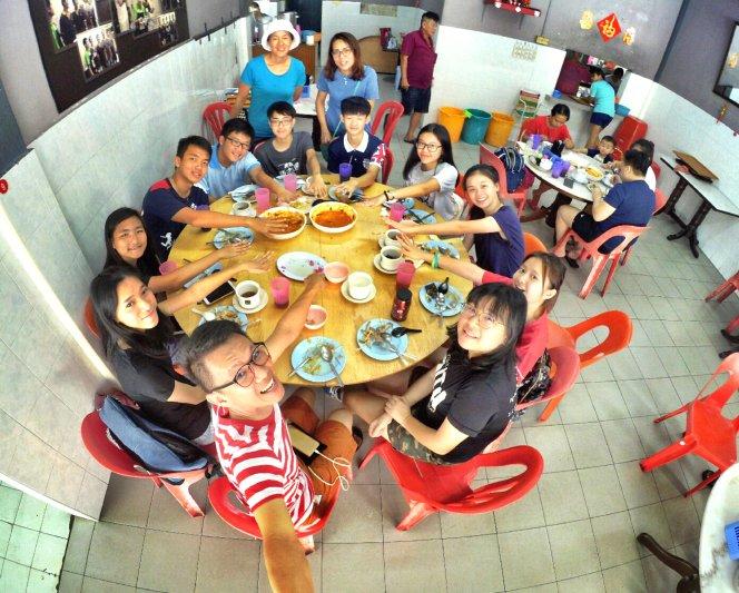 马来西亚 柔佛 峇株巴辖 生活体验 苏雅喜乐堂 门训生 Malaysia Johor Batu Pahat Trip Gereja Joy Soga A76