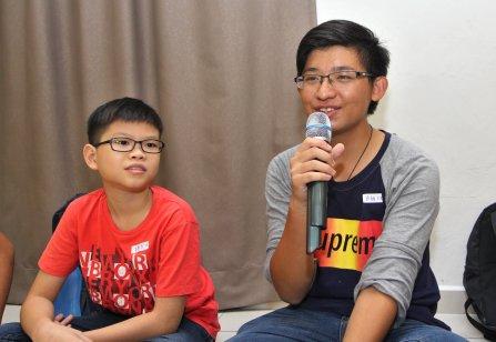 马来西亚 柔佛 峇株巴辖 苏雅喜乐马来西亚 柔佛 峇株巴辖 苏雅喜乐堂 和平团契 少年 一日营会 3月 23日 2018年 门训生 Malaysia Johor Batu Pahat Gereja Joy Soga Peace Fellowship Youth One Day Camp 23 Mar 2018 A26
