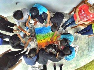 马来西亚 柔佛 峇株巴辖 苏雅喜乐堂 和平团契 少年 一日营会 3月 23日 2018年 门训生 Malaysia Johor Batu Pahat Gereja Joy Soga Peace Fellowship Youth One Day Camp 23 Mar 2018 A10