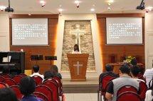马来西亚 柔佛 峇株巴辖 苏雅喜乐堂 崇拜会 门训生 24 March 2018 Malaysia Johor Batu Pahat Gereja Joy Soga Worship A12