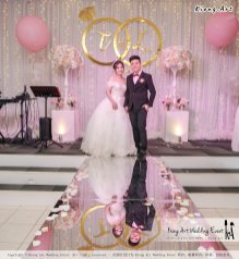 Kiong Art Wedding Event Kuala Lumpur Malaysia Event and Wedding Decoration Company One-stop Wedding Planning Services Wedding Theme Fantasy Secret Garden Restoran SY Muar A03-20