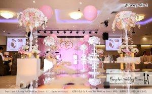 Kiong Art Wedding Event Kuala Lumpur Malaysia Event and Wedding Decoration Company One-stop Wedding Planning Services Wedding Theme Fantasy Secret Garden Restoran SY Muar A03-30