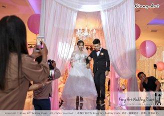 Kiong Art Wedding Event Kuala Lumpur Malaysia Event and Wedding Decoration Company One-stop Wedding Planning Services Wedding Theme Fantasy Secret Garden Restoran SY Muar A03-41