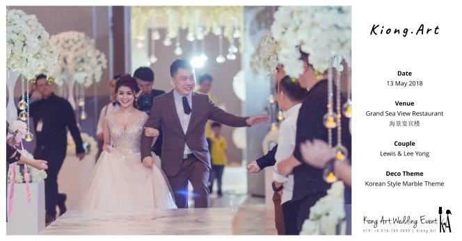 Kiong Art Wedding Event Kuala Lumpur Malaysia Event and Wedding DecorationCompany One-stop Wedding Planning Services Wedding Theme Live Band Wedding Photography Videography A00-04