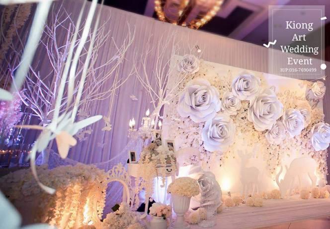 Kiong Art Wedding Event Kuala Lumpur Malaysia Event and Wedding DecorationCompany One-stop Wedding Planning Services Wedding Theme Live Band Wedding Photography Videography A01
