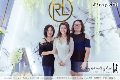 Kiong Art Wedding Event Kuala Lumpur Malaysia Event and Wedding Decoration Company One-stop Wedding Planning Services Wedding Theme Live Band Wedding Photography Videography A03-12