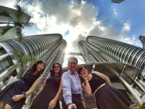 KLCC Kuala Lumpur Malaysia Kuala Lumpur City Centre Selangor Travel Raymond Ong Effye Ang Pinky Ning Estella Oon PETRONAS Twin Towers 马来西亚 吉隆坡 双峰塔 旅游 雪兰莪 A06