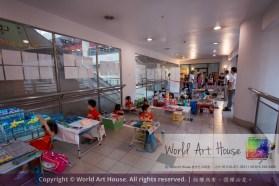Malaysia Kota Damansara Petaling Jaya Kuala Lumpur Selangor Chinese New Year Charity Coloring Contest World Art House 世界艺术画室 and 1 Utama Shopping JinYeYe Effye Media A002