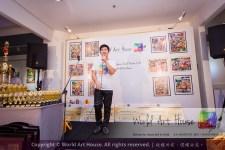 Malaysia Kota Damansara Petaling Jaya Kuala Lumpur Selangor Chinese New Year Charity Coloring Contest World Art House 世界艺术画室 and 1 Utama Shopping JinYeYe Effye Media B024