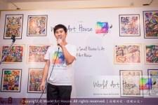 Malaysia Kota Damansara Petaling Jaya Kuala Lumpur Selangor Chinese New Year Charity Coloring Contest World Art House 世界艺术画室 and 1 Utama Shopping JinYeYe Effye Media B026