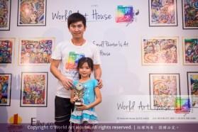 Malaysia Kota Damansara Petaling Jaya Kuala Lumpur Selangor Chinese New Year Charity Coloring Contest World Art House 世界艺术画室 and 1 Utama Shopping JinYeYe Effye Media C004