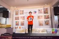 Malaysia Kota Damansara Petaling Jaya Kuala Lumpur Selangor Chinese New Year Charity Coloring Contest World Art House 世界艺术画室 and 1 Utama Shopping JinYeYe Effye Media D017