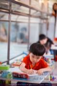 Malaysia Kota Damansara Petaling Jaya Kuala Lumpur Selangor Chinese New Year Charity Coloring Contest World Art House 世界艺术画室 and 1 Utama Shopping JinYeYe Effye Media A036