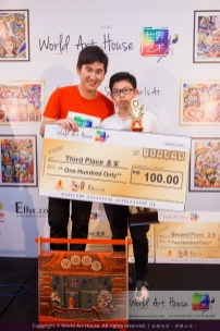 Malaysia Kota Damansara Petaling Jaya Kuala Lumpur Selangor Chinese New Year Charity Coloring Contest World Art House 世界艺术画室 and 1 Utama Shopping JinYeYe Effye Media D068