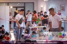 Malaysia Kota Damansara Petaling Jaya Kuala Lumpur Selangor Chinese New Year Charity Coloring Contest World Art House 世界艺术画室 and 1 Utama Shopping JinYeYe Effye Media A046