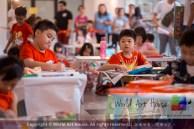 Malaysia Kota Damansara Petaling Jaya Kuala Lumpur Selangor Chinese New Year Charity Coloring Contest World Art House 世界艺术画室 and 1 Utama Shopping JinYeYe Effye Media A056
