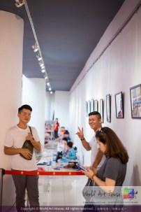 Malaysia Kota Damansara Petaling Jaya Kuala Lumpur Selangor Chinese New Year Charity Coloring Contest World Art House 世界艺术画室 and 1 Utama Shopping JinYeYe Effye Media A070