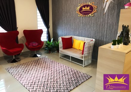 Qlady皇妃月子与护理中心 峇株巴辖 柔佛 马来西亚 做月子 女性长短期护理 陪月 经期调养休息 A42