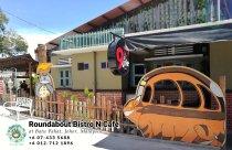 Batu Pahat Roundabout Bistro N Cafe Malaysia Johor Batu Pahat Totoro Cafe Historical Building Cafe Batu Pahat Landmark Buffet Birthday Party Wedding Function Event Kopitiam P01-16