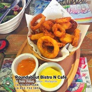 Batu Pahat Roundabout Bistro N Cafe Malaysia Johor Batu Pahat Totoro Cafe Historical Building Cafe Batu Pahat Landmark Buffet Birthday Party Wedding Function Event Kopitiam PB01-08