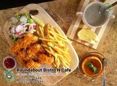 Batu Pahat Roundabout Bistro N Cafe Malaysia Johor Batu Pahat Totoro Kafe Bangunan Bersejarah Kafe Batu Pahat Landmark Bufet Hari Lahir Parti Perkahwinan Acara Kopitiam PB01-01
