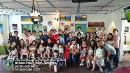 Bufet Batu Pahat Roundabout Bistro N Cafe Malaysia Johor Batu Pahat Totoro Kafe Bangunan Bersejarah Kafe Batu Pahat Landmark Hari Lahir Parti Perkahwinan Acara Kopitiam PC01-02